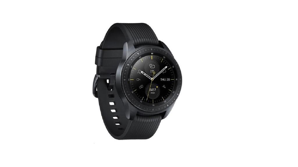 Die Samsung-Uhr ist ein stillbewusster Allrounder.