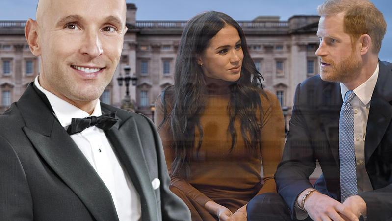"Michael Begasse erklärt, wie Harry und Meghan nach dem  ""Megxit"" leben könnten."