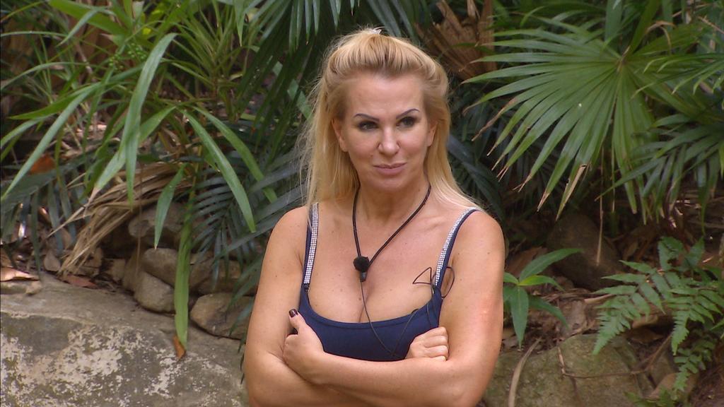 Im Dschungelcamp hält sich Claudia Norberg mit pikaten Infos rund um ihr Liebesleben noch zurück.