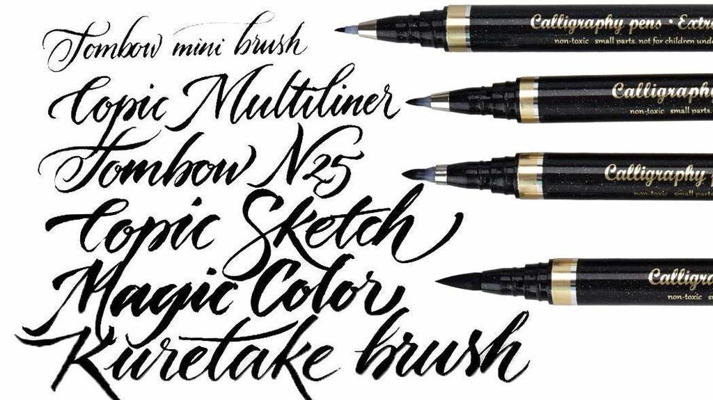 Kalligrafie-STifte