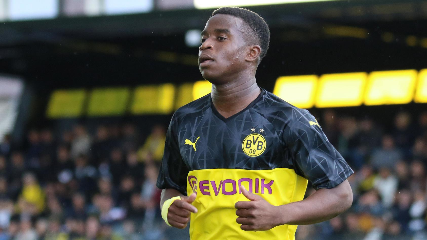 Fußball UEFA Youth League 1 Spieltag Borussia Dortmund U19 FC Barcelona Barca U19 am 31 08 2019