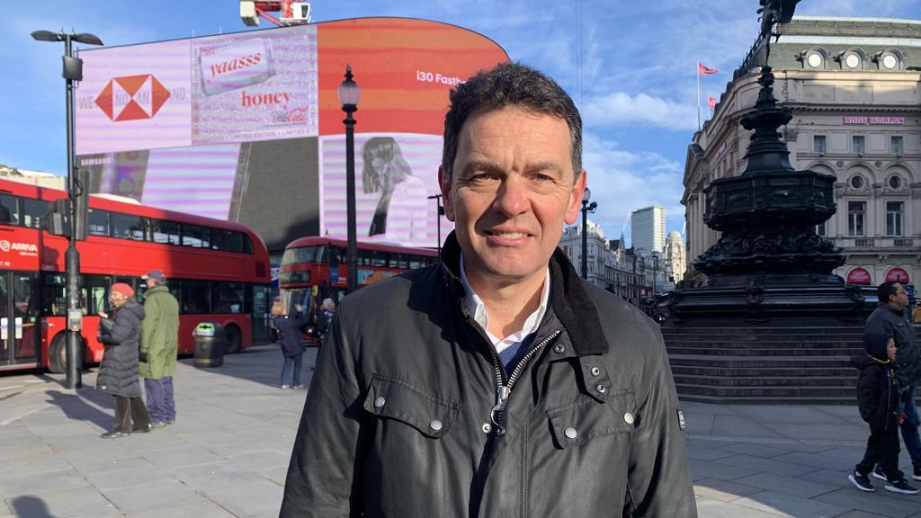 Korrespondent Ulli Oppold in London