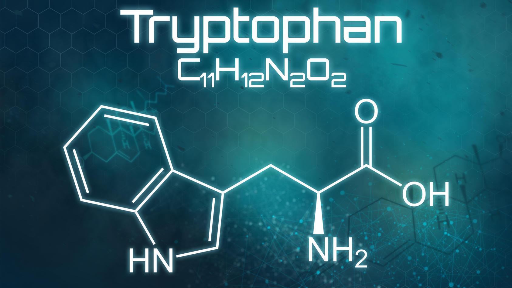L-Tryptophan ist eine lebenswichtige Aminosäure
