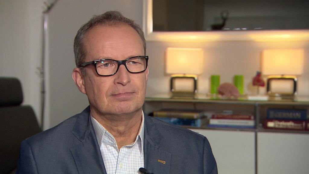 RTL-Medizinexperte Dr. Specht