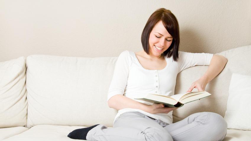 Aufmerksam ein Buch lesen? Die Zeit sollte man sich viel häufiger nehmen.