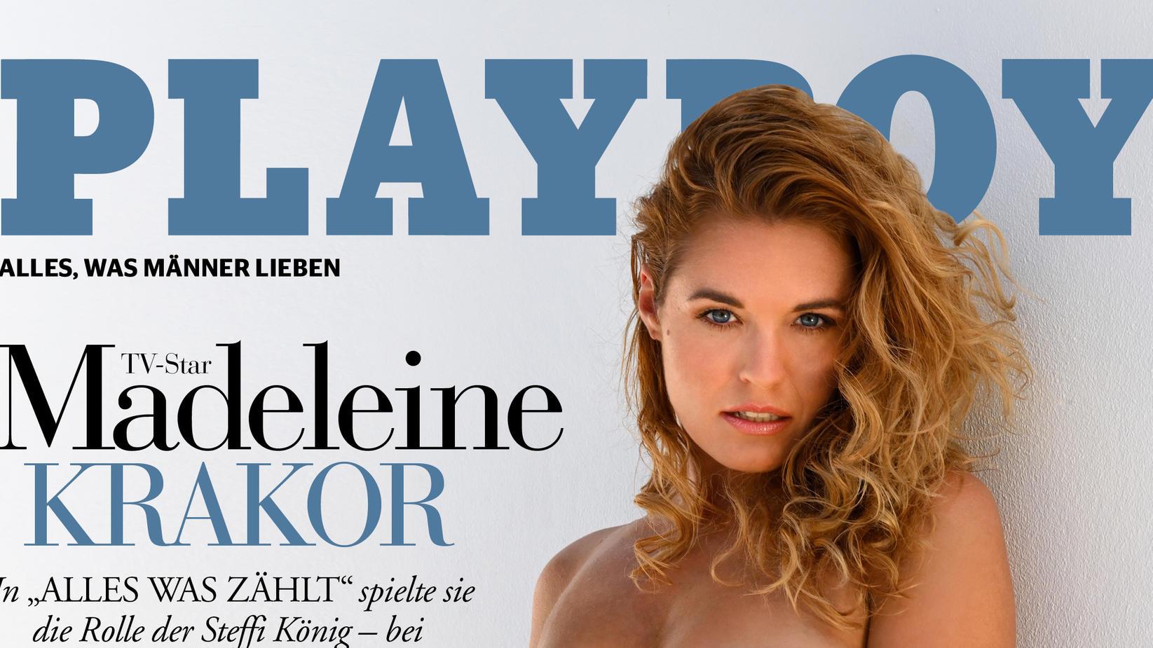 Schauspielerin nackt playboy Simone Hanselmann