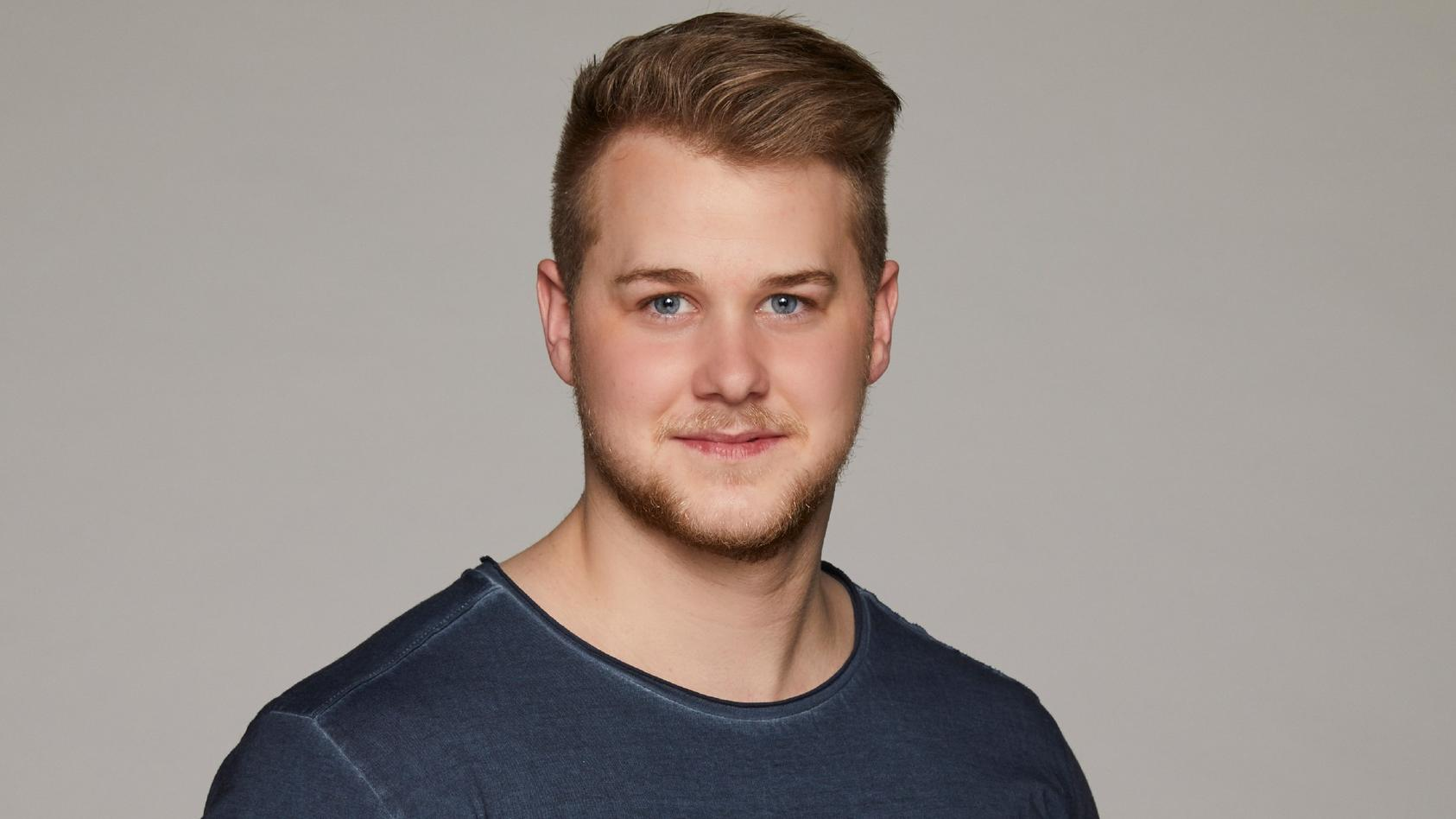 Felix van Deventer hat sich optisch extrem verändert.