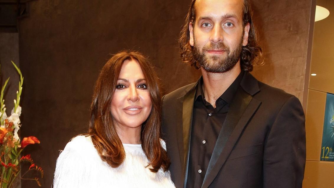 Simone Thomalla und Silvio Heinevetter sind seit 10 Jahren ein Paar.