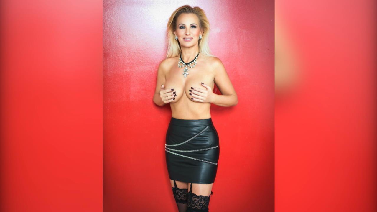 Claudia Norberg  nackt