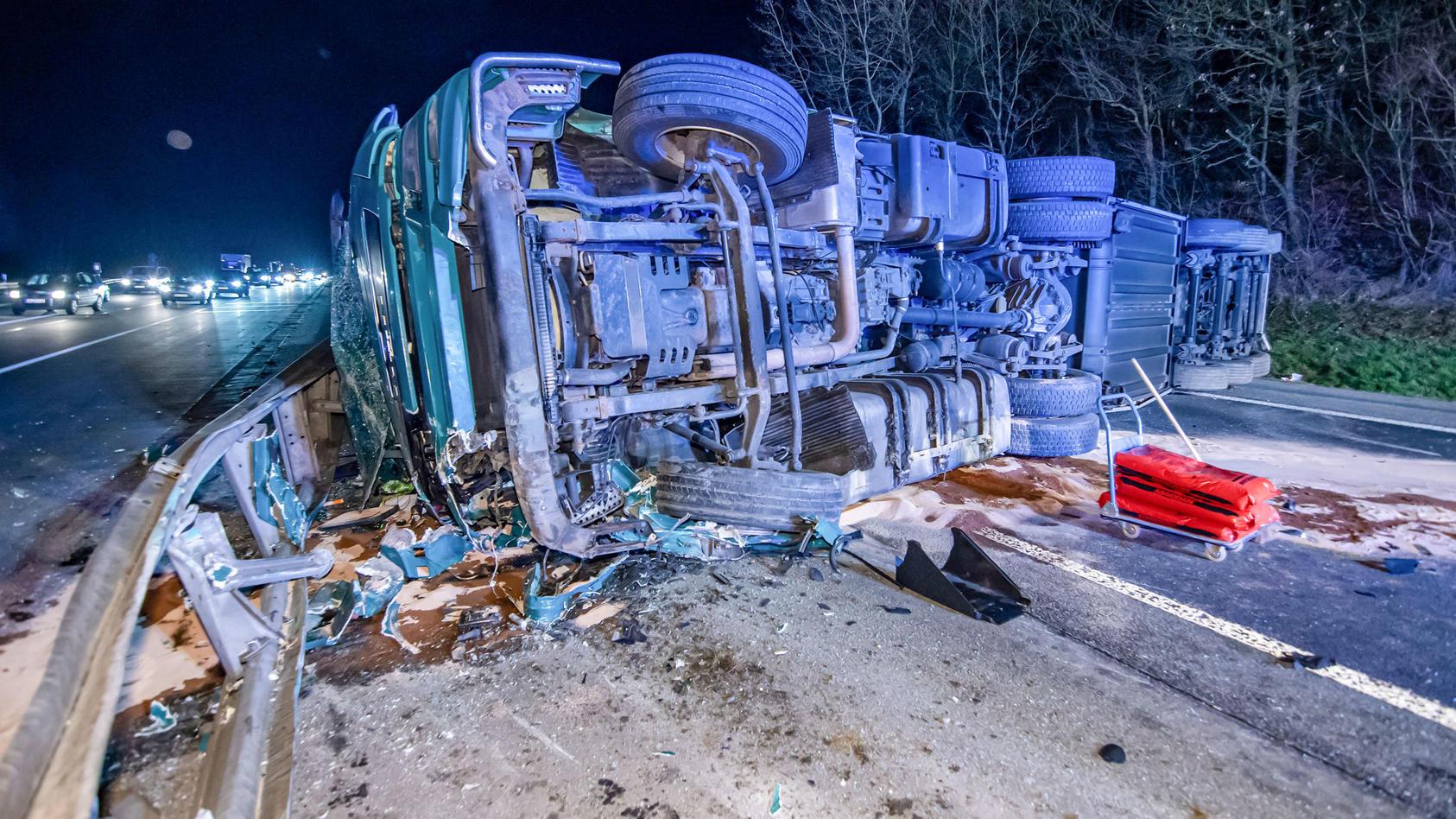 Unfall Heute A45