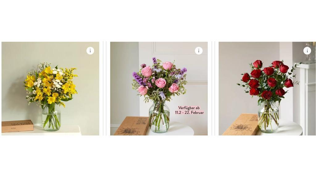 Ein selbstgemachter Blumenstrauß ist ein echter Liebesbeweis.