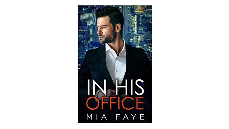 In His Office Cover