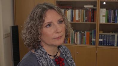Ulrike Schiesser, Psychogin und Psychotherapeutin in der Bundestelle für Sektenfragen