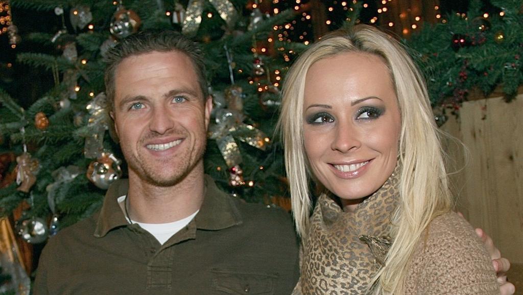 Ralf und Cora Schumacher, als sie 2006 noch ein Paar waren.