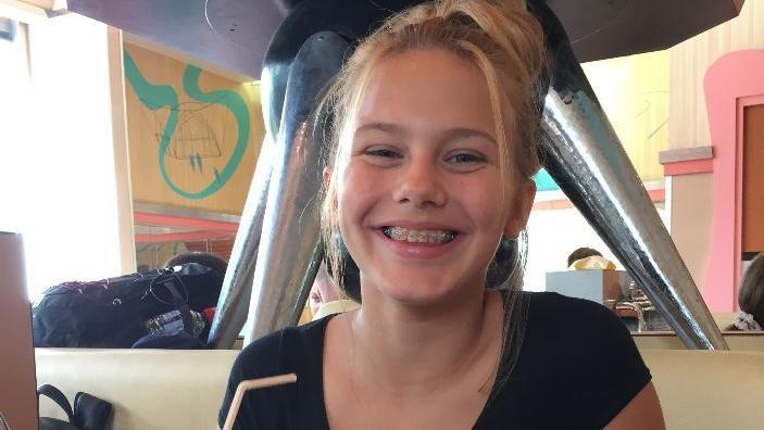 Die vermisste Rebecca Reusch im Frankreich-Urlaub mit ihrer Familie
