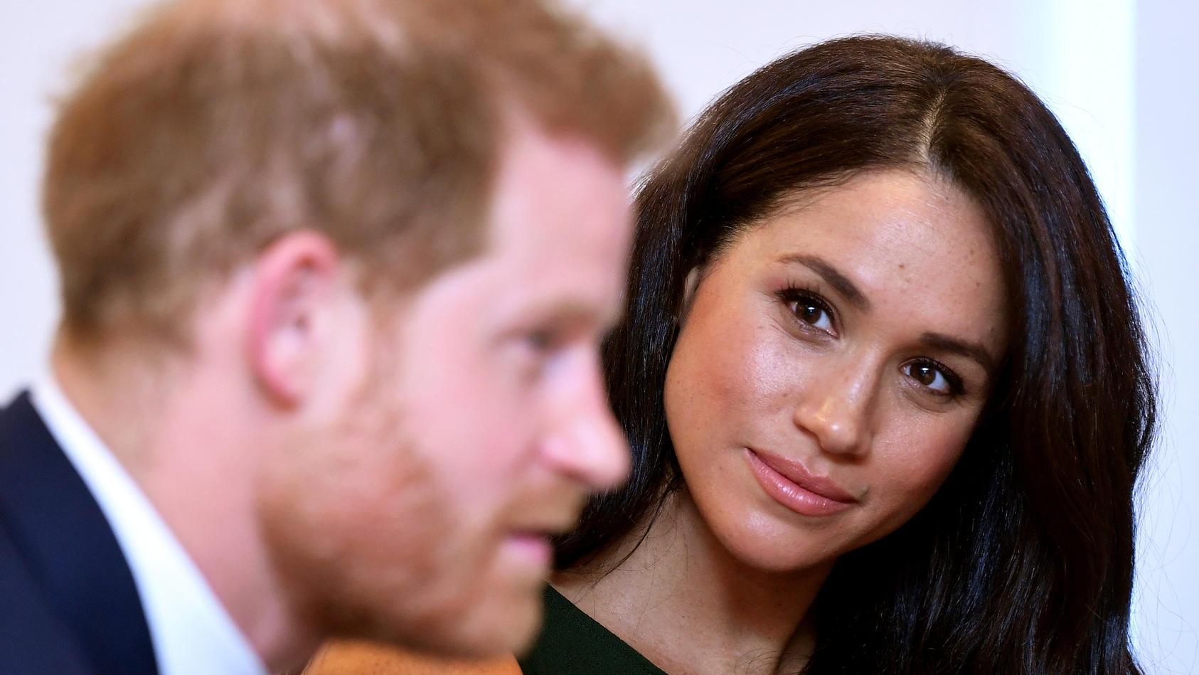 Harry und Meghans geplantes TV-Interview kommt bei vielen Briten nicht gut an.