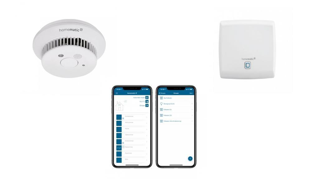 Wenn Sie ihr Zuhause smart machen wollen, dann sind Sie bei Homematic IP an der richtigen Adresse.