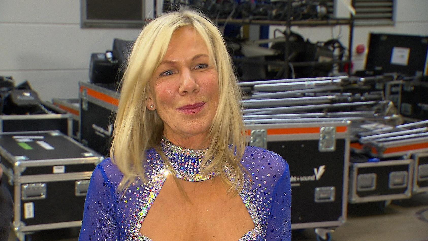 """RTL-Moderatorin Ulrike von der Groeben tanzt in der 13. Staffel von """"Let's Dance"""" mit."""