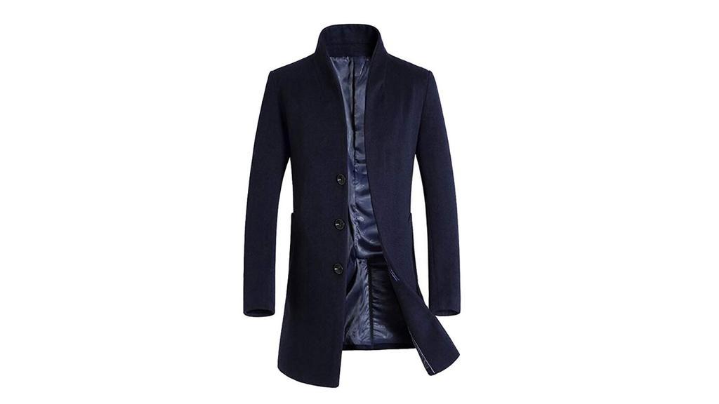 Cool und stylisch: Der Mantel von Vog!