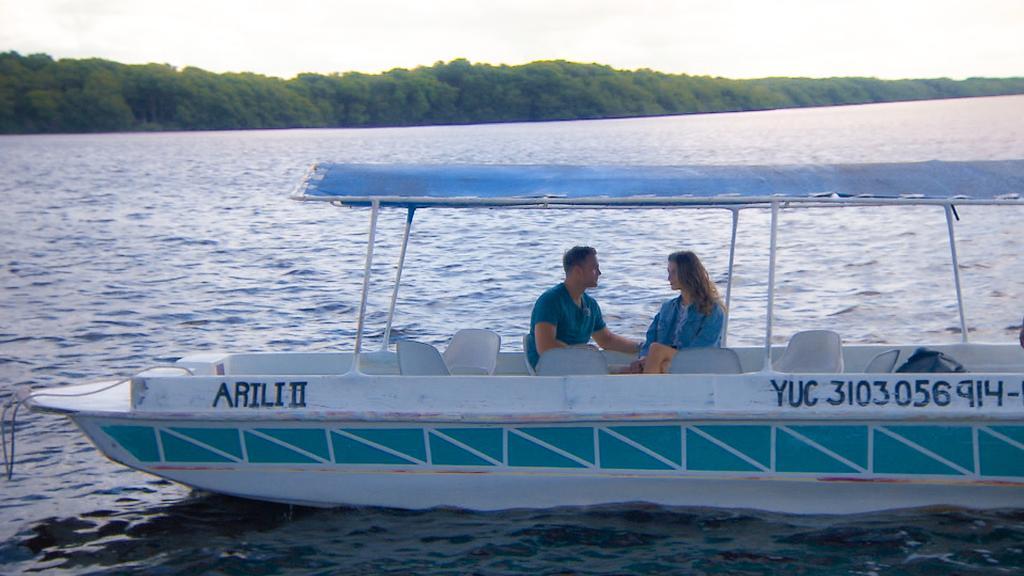 Wioleta und Sebastian schipperten durch