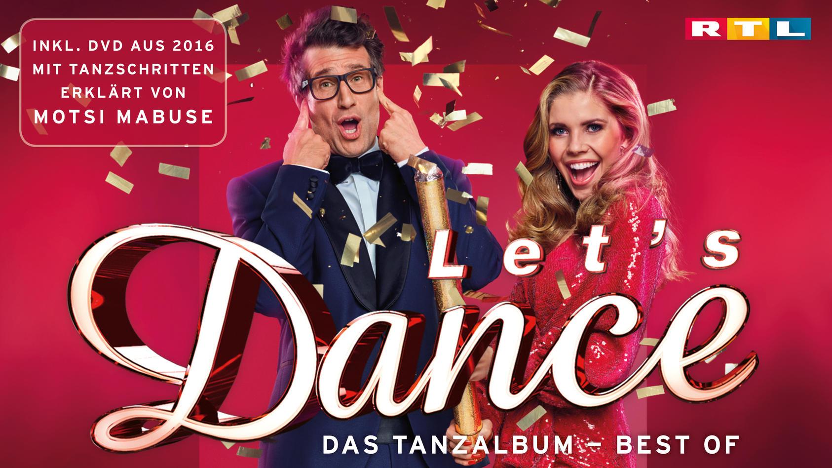 Ab dem 6. März überall verfügbar: Let's Dance - Das Tanzalbum.
