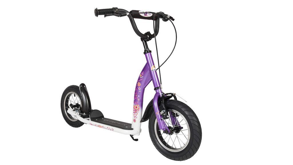 Das ist der Bikestar Roller.