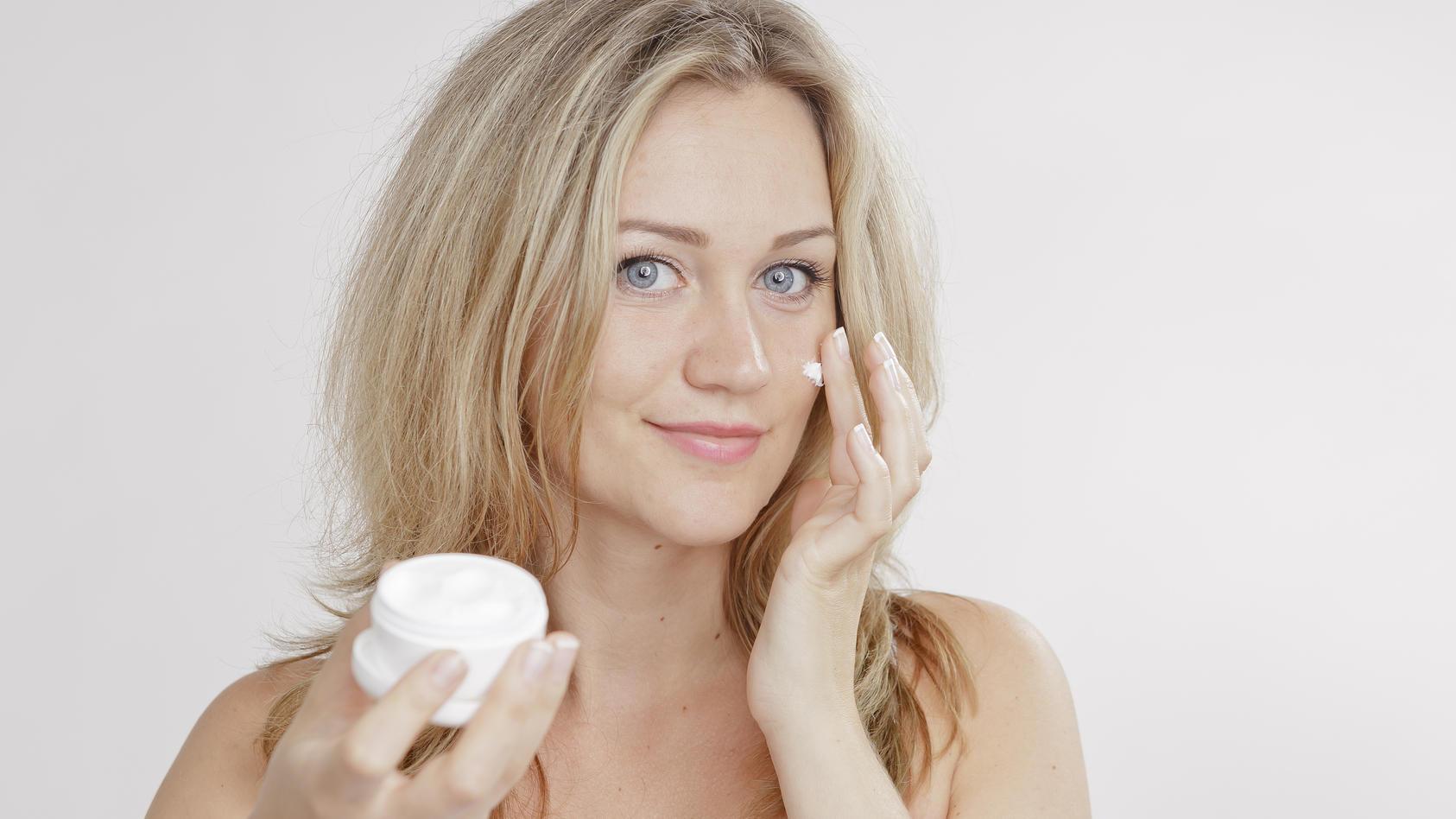 Schönheitspflege - Hautpflege