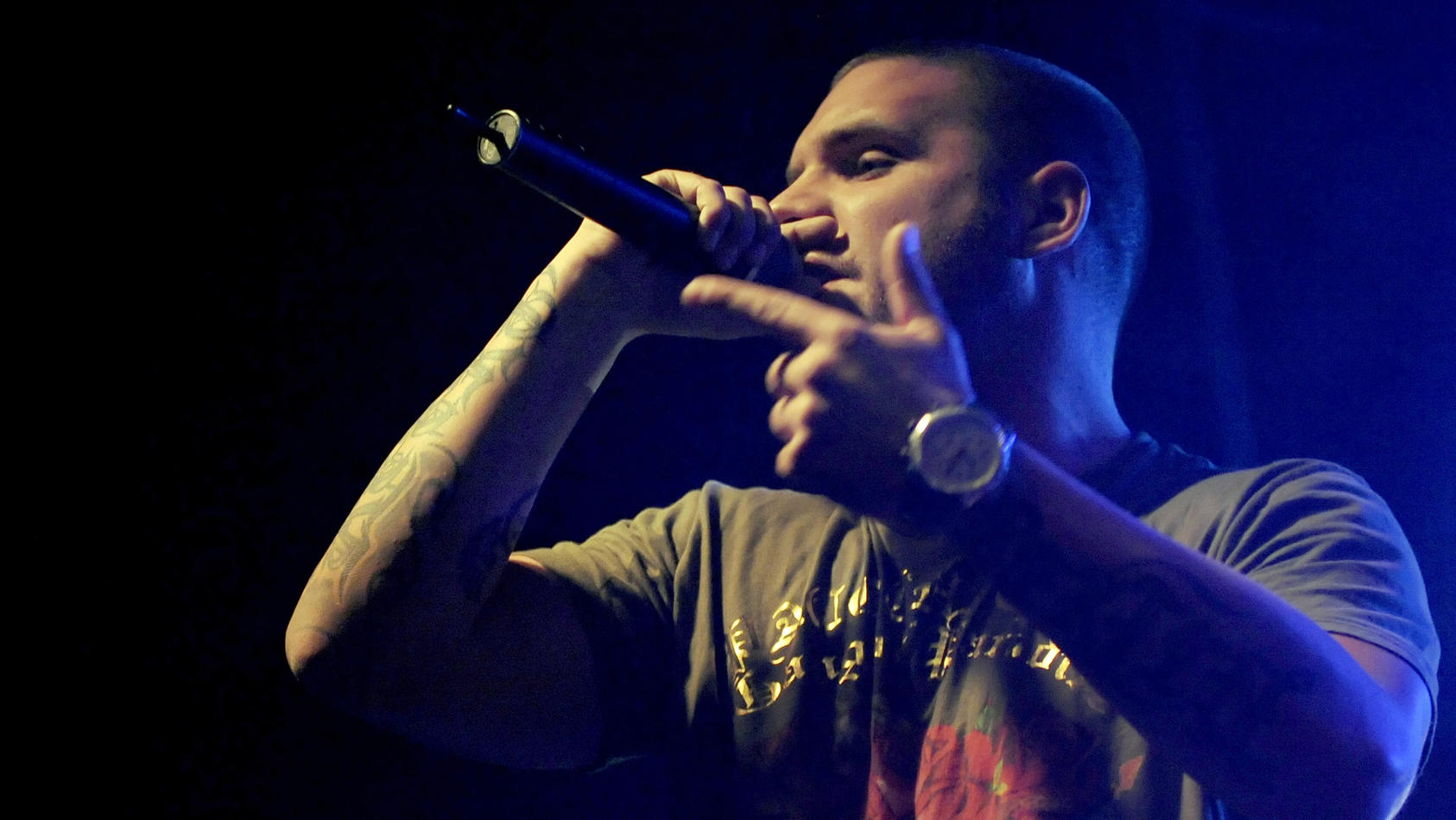 Gangster-Rap im Kinderzimmer