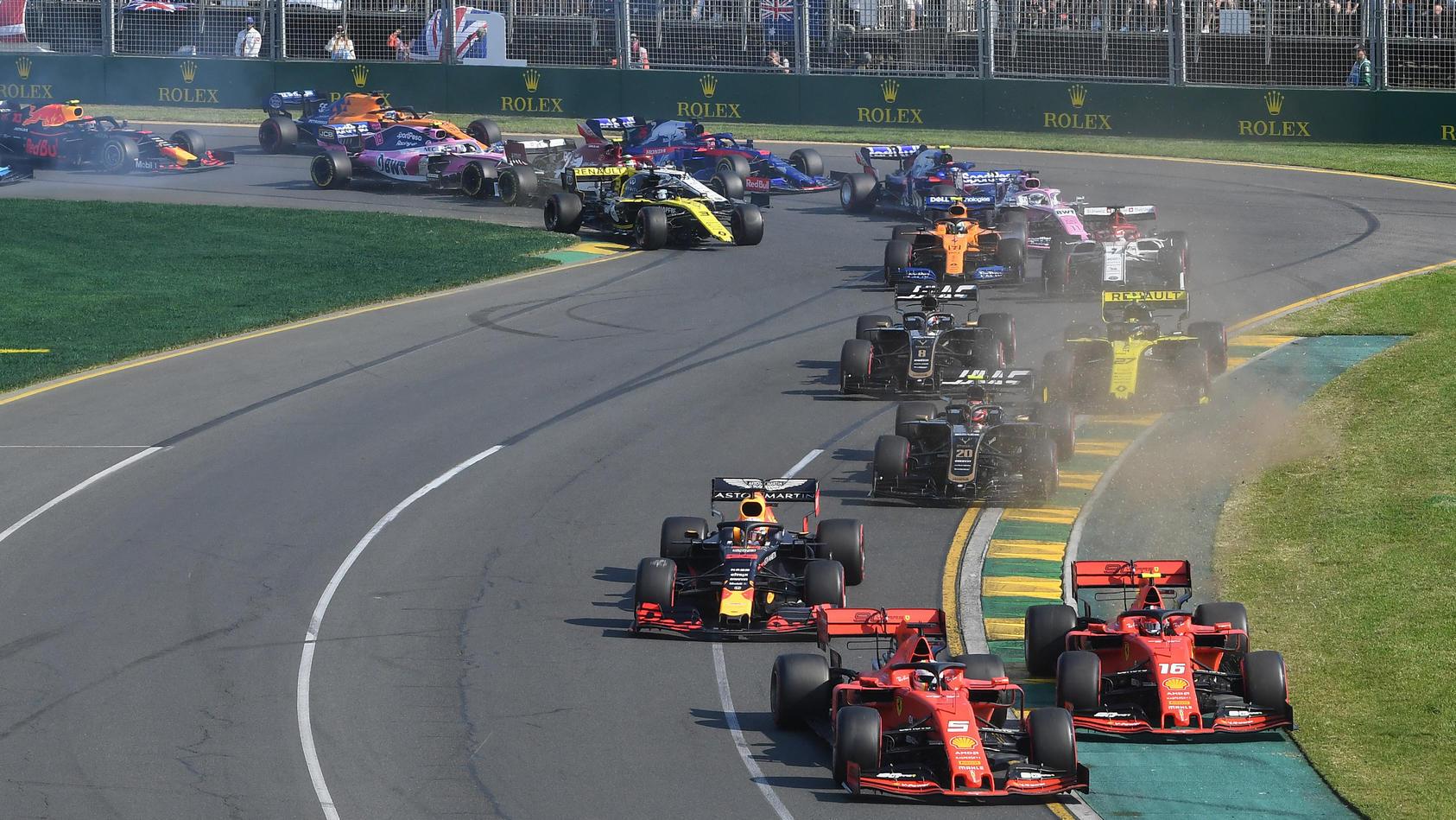 Formel 1 - GP Australien