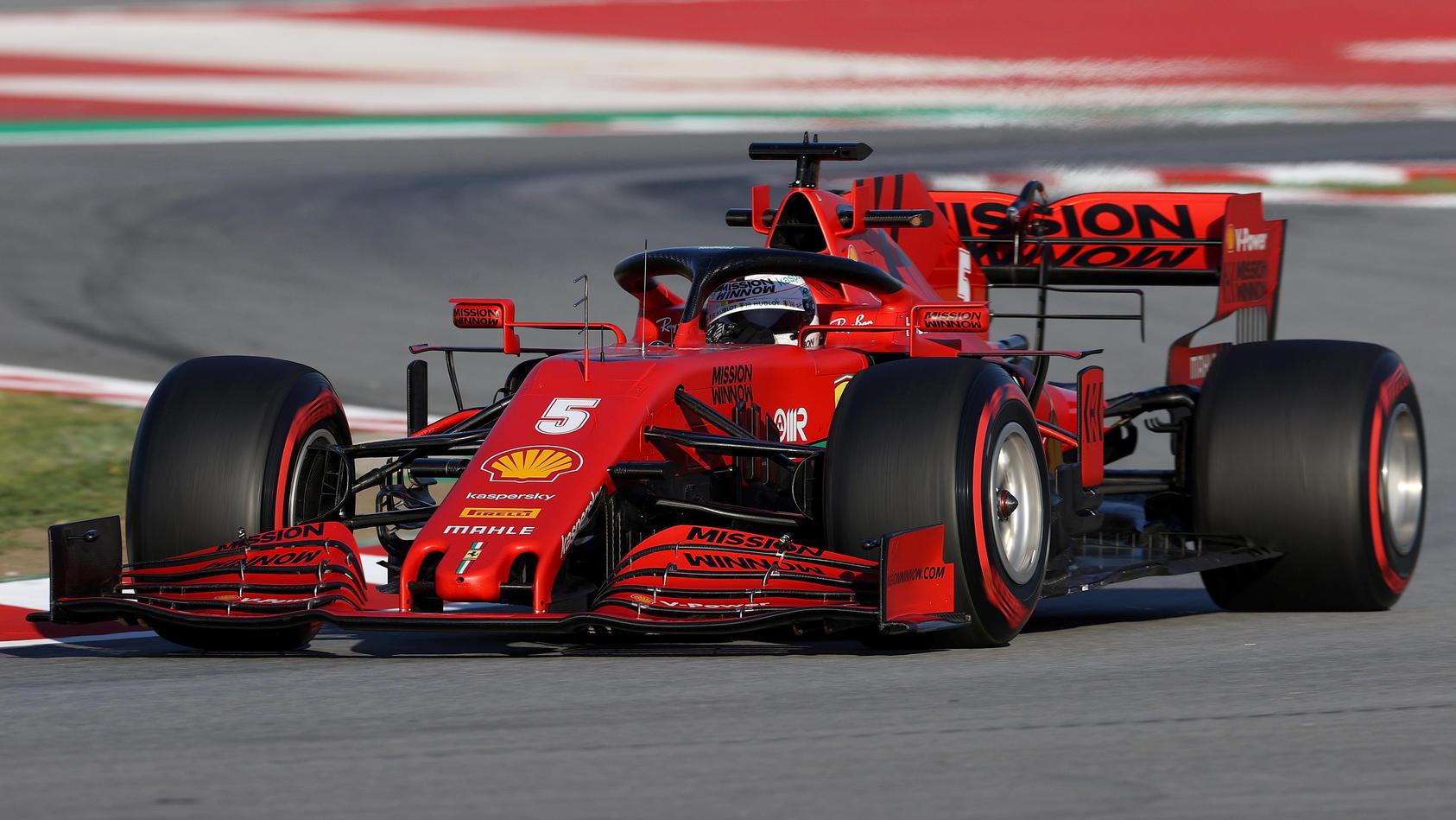 In Vettels Abschiedssaison läuft es gar nicht gut für Ferrari - gibt es ein versöhnliches Ende?