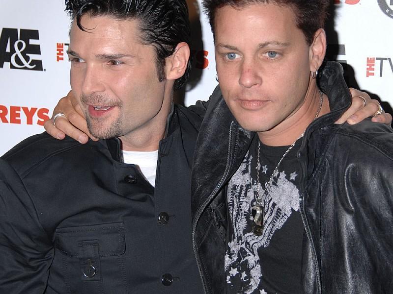Corey Feldman und Corey Haim waren seit ihrer Kindheit enge Freunde.