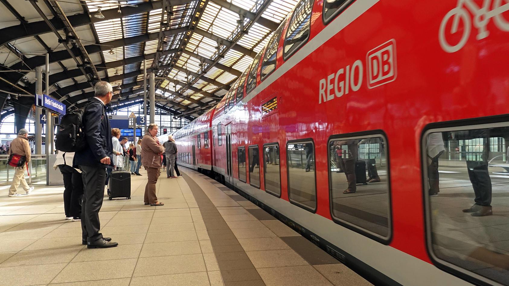 Symbolbild: Regionalbahn