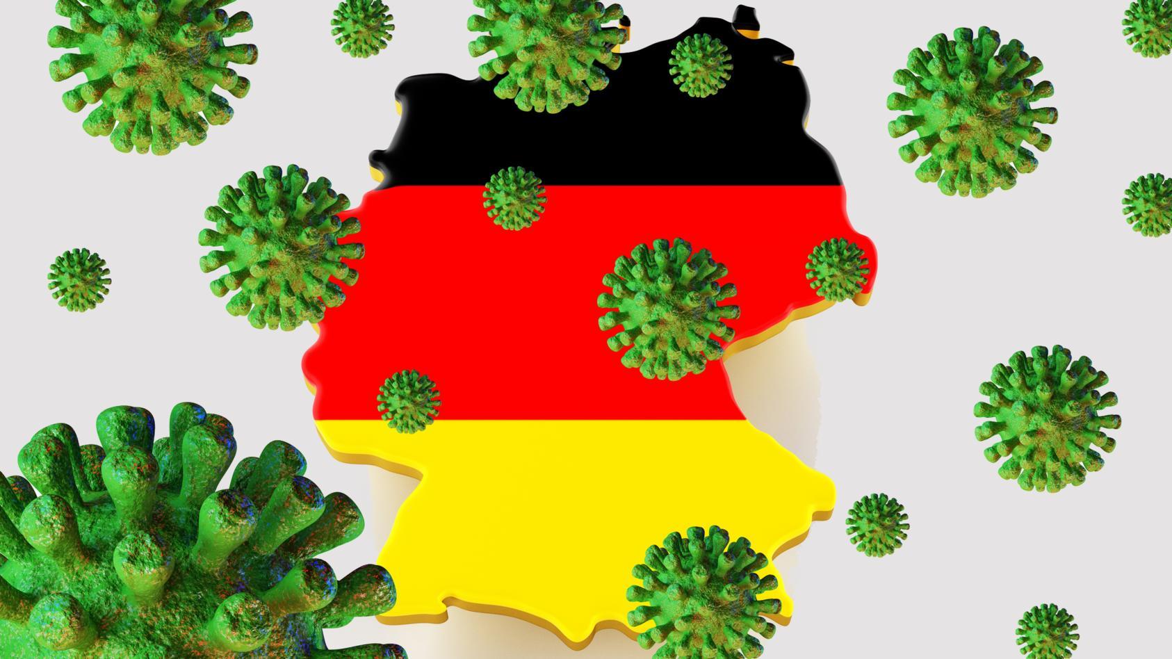Hier finden Sie aktuelle Zahlen zu den Corona-Infektionen in Deutschland.