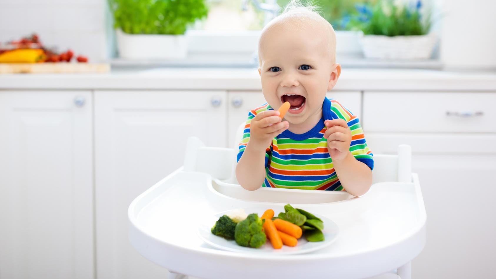 Vegetarische Ernährung für das Baby? Alles rund um die ...
