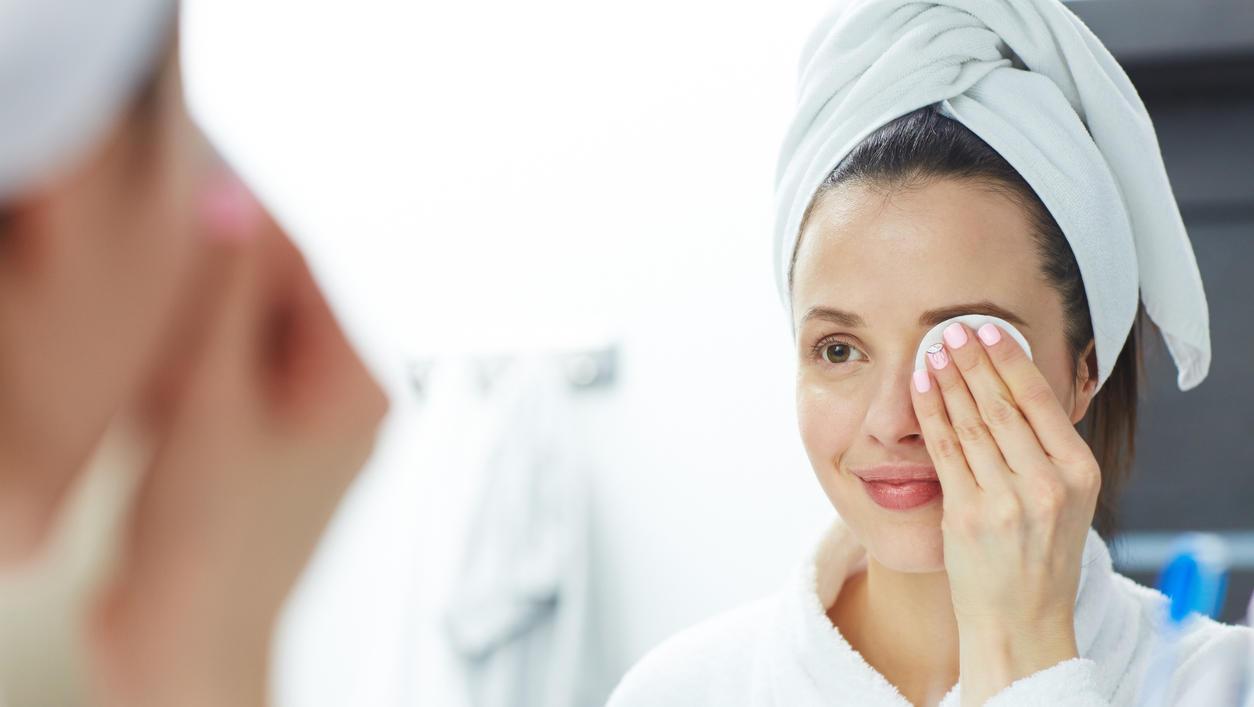 Eine schminkfreie Zeit tut nicht nur der Haut gut.