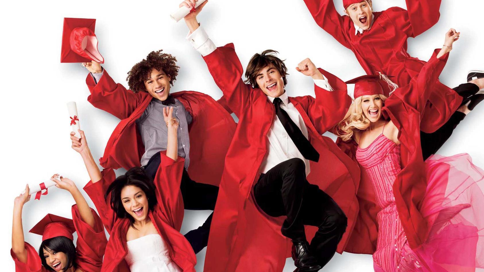 """Disneys """"High Schhol Musical"""" war einer der erfolgreichsten Filme der 2000er."""