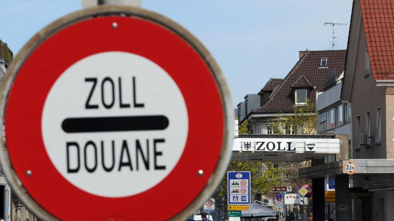 """Ein Mann soll bei der Einreise am Grenzübergang Kreuzlingen bei Konstanz """"schikaniert"""" worden sein. (Symbolfoto)"""