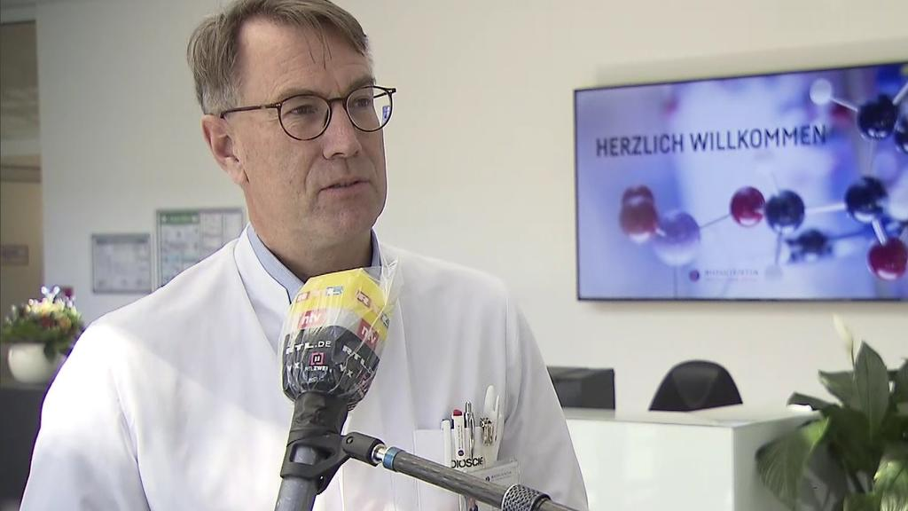 Dr. Zinn, Direktor Hygienezentrum Bioscientia.