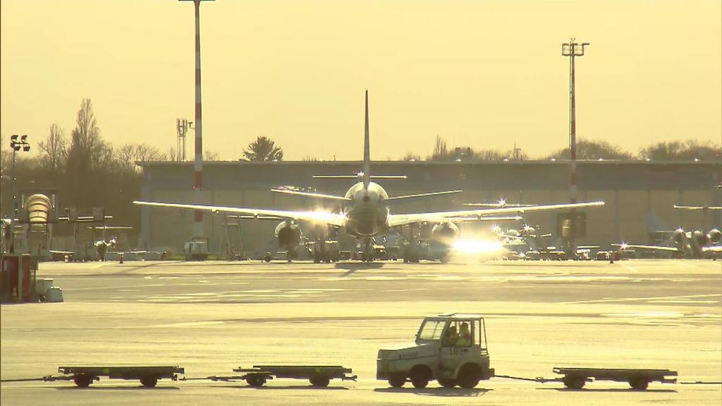 Viele Flieger bleiben in der Corona-Krise am Boden.