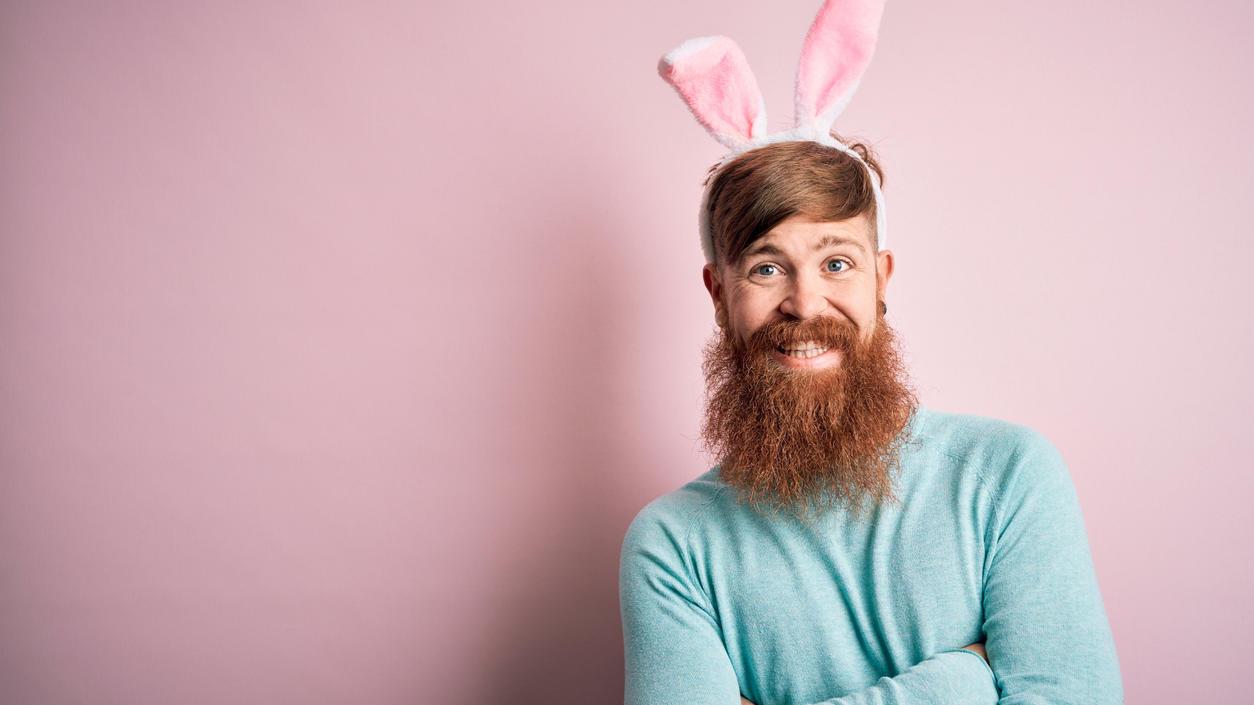 Über coole Ostergeschenke freuen sich auch Männer.