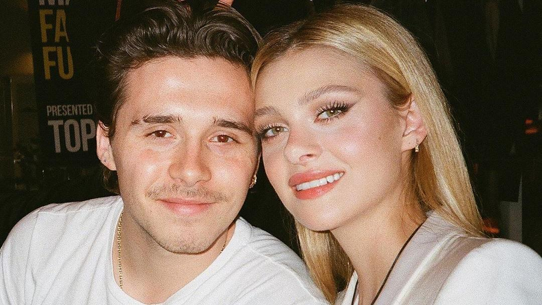Brooklyn Beckham ist total in seine Verlobte Nicola Anne Peltz verliebt