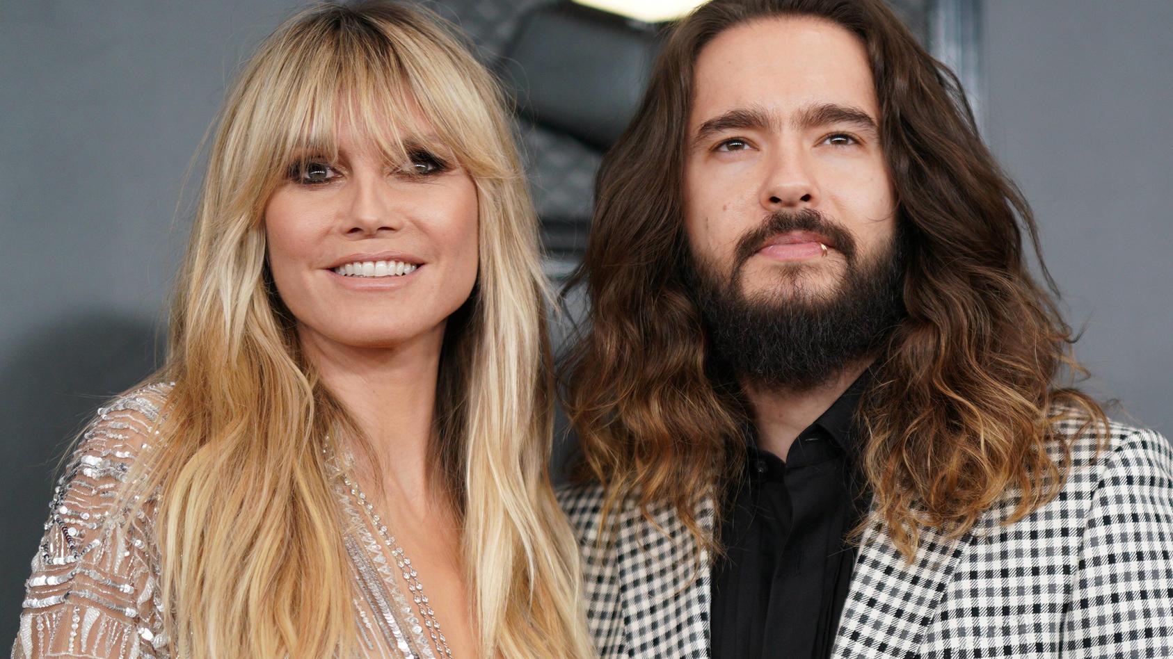 Heidi Klum und Tom Kaulitz sind seit dem 22. Februar 2019 standesamtlich verheiratet.