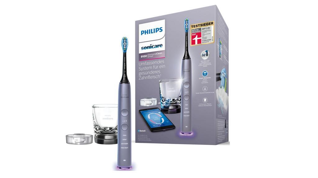 Philips Sonicare Schallzahnbürste HX9901.