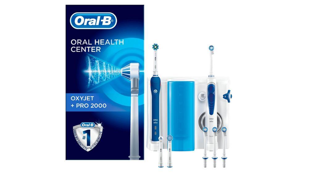 Mundpflege-Center von Oral-B.