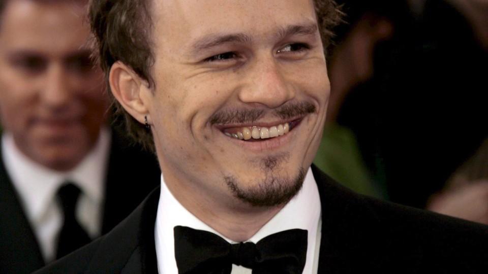 """Heath Ledger wurde für seine Performance als Joker in """"The Dark Knight"""" posthum mit dem Oscar als """"Bester Nebendarsteller"""" ausgezeichnet"""