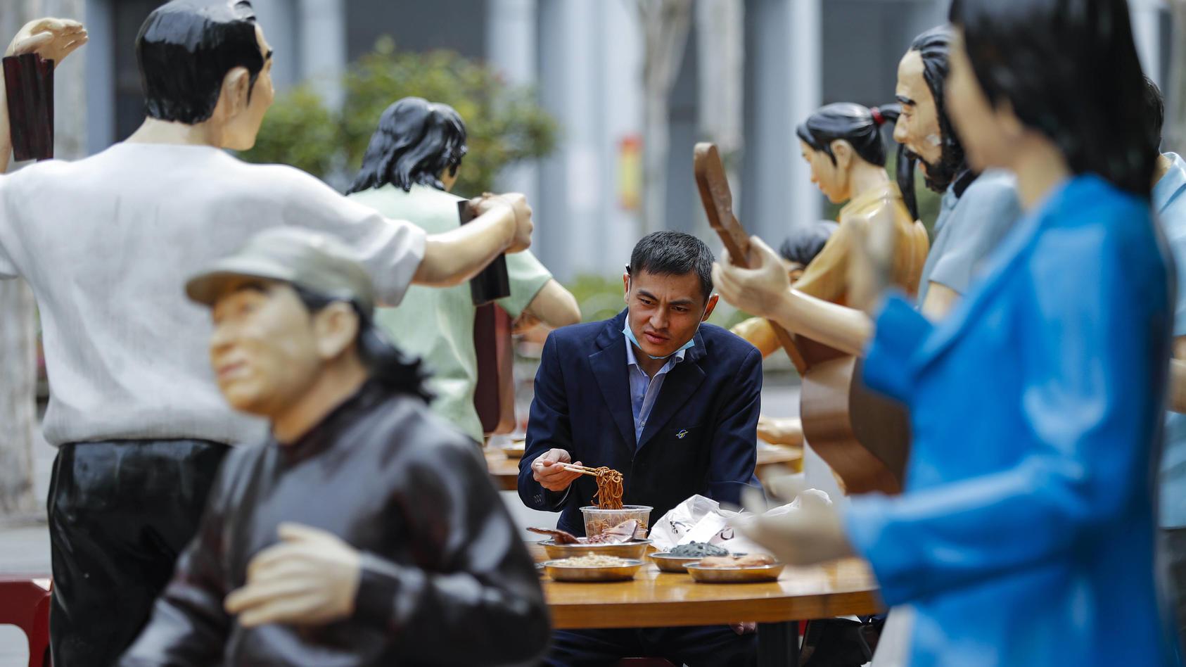Wuhan: Zweite Corona-Infektionswelle befürchtet