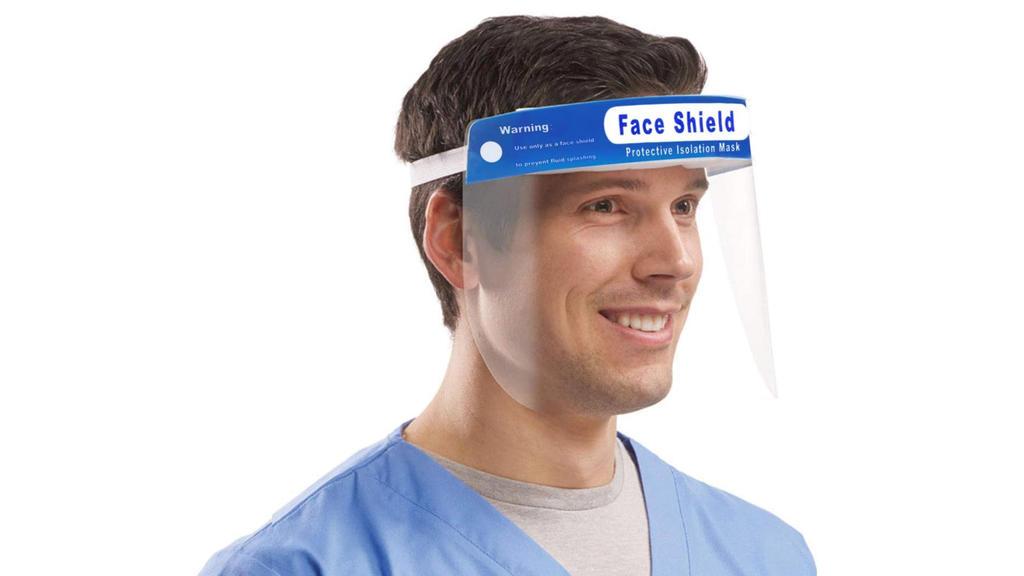Sicherheits-Gesichtsschutz