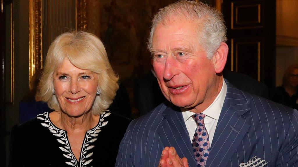 Herzogin Camilla und Prinz Charles sind seit 2005 glücklich verheiratet.l
