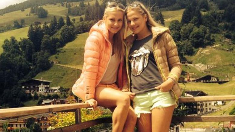 Nach dem Abitur sind die beiden Pahde-Twins erst einmal in den Urlaub gefahren.