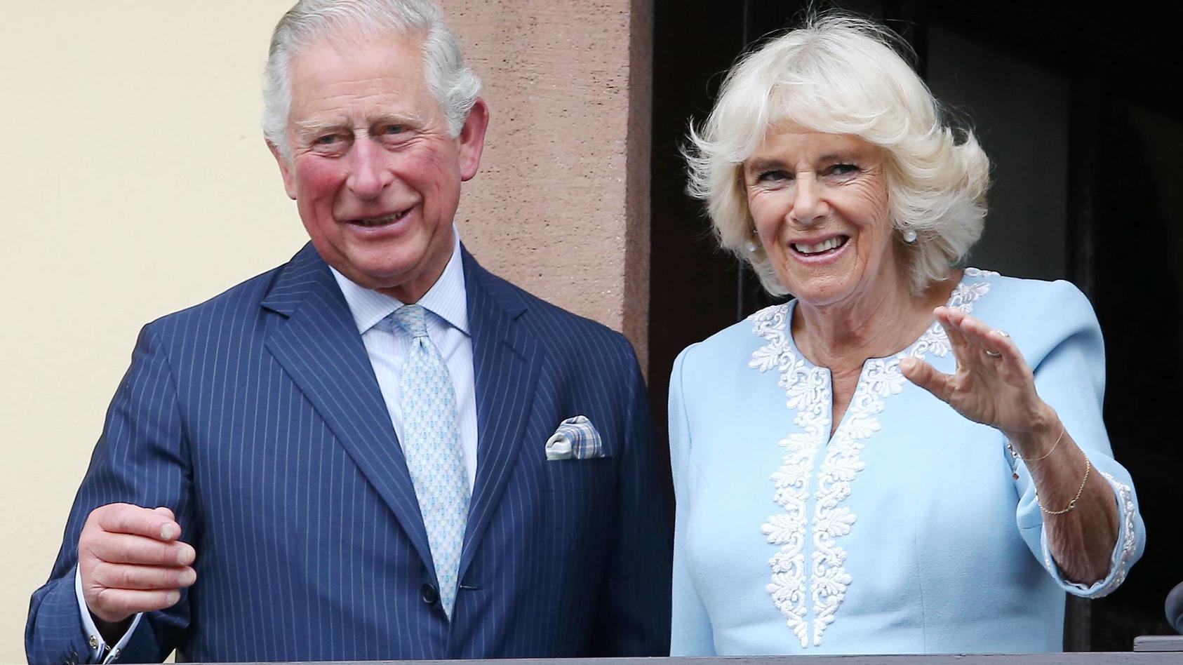 Prinz Charles und Herzogin Camilla wollen weiter arbeiten
